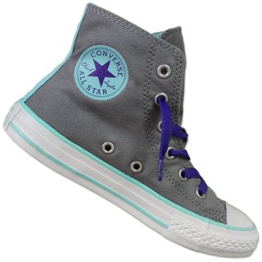 CONVERSE All Star Chucks Hi 2 Fold Double Tongue – Bild 1