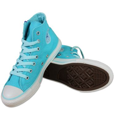 CONVERSE All Star Chucks Side Zip Kids – Bild 3