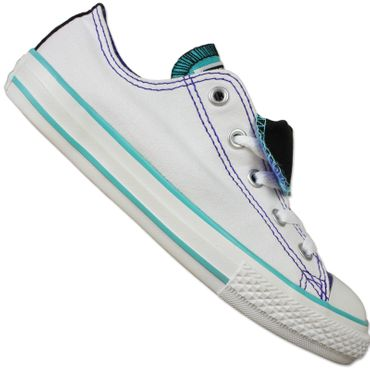CONVERSE All Star Chucks OX Double Tongue – Bild 1