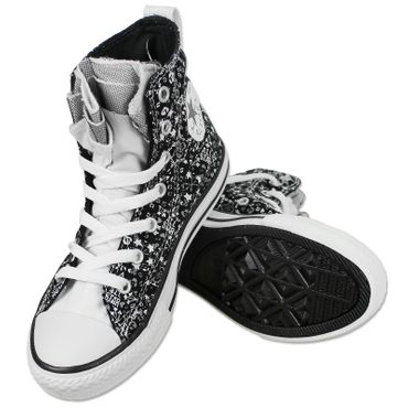 CONVERSE All Star Chucks CT Party High Star Print – Bild 2