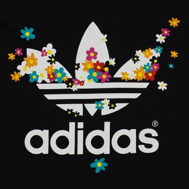 ADIDAS ORIGINALS X PHARRELL WILLIAMS Adicolor Flower Shirt – Bild 2