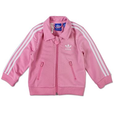 ADIDAS ORIGINALS Firebird Kinder Jacke – Bild 1