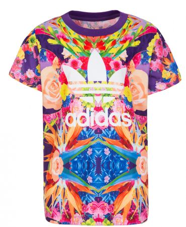 ADIDAS ORIGINALS Flower Garden Shirt – Bild 1