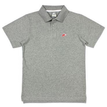 NIKE Basic Pique Polohemd – Bild 1
