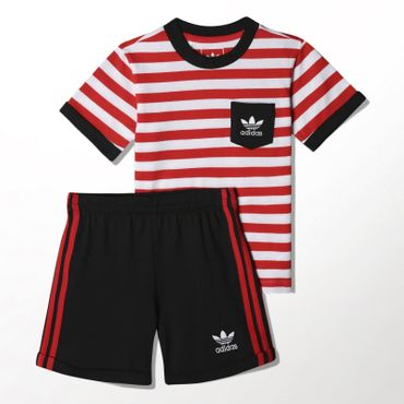 ADIDAS  ORIGINALS Sommer Trefoil Set