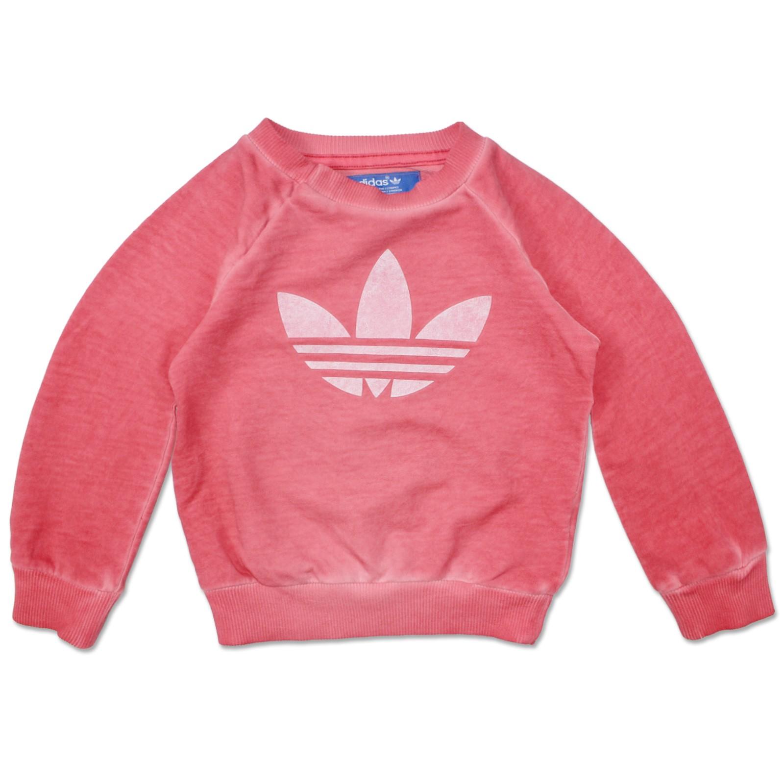 Adidas Baby Anzug Rosa