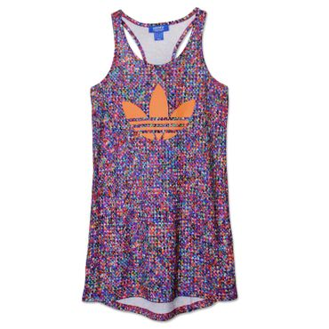 ADIDAS ORIGINALS ZX Flux Tank Dress – Bild 1
