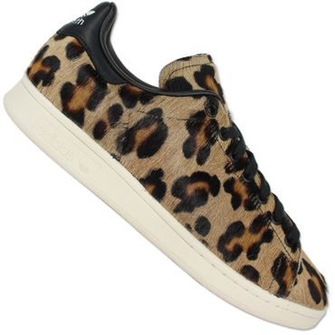 ADIDAS ORIGINALS Stan Smith Leopard – Bild 1