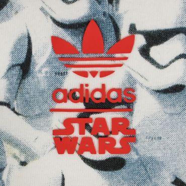 ADIDAS ORIGINALS X STAR WARS Stormtrooper Langarmshirt – Bild 2
