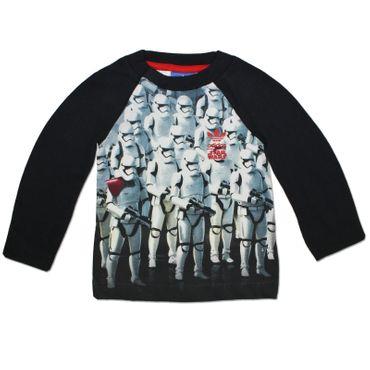 ADIDAS ORIGINALS X STAR WARS Stormtrooper Langarmshirt – Bild 1