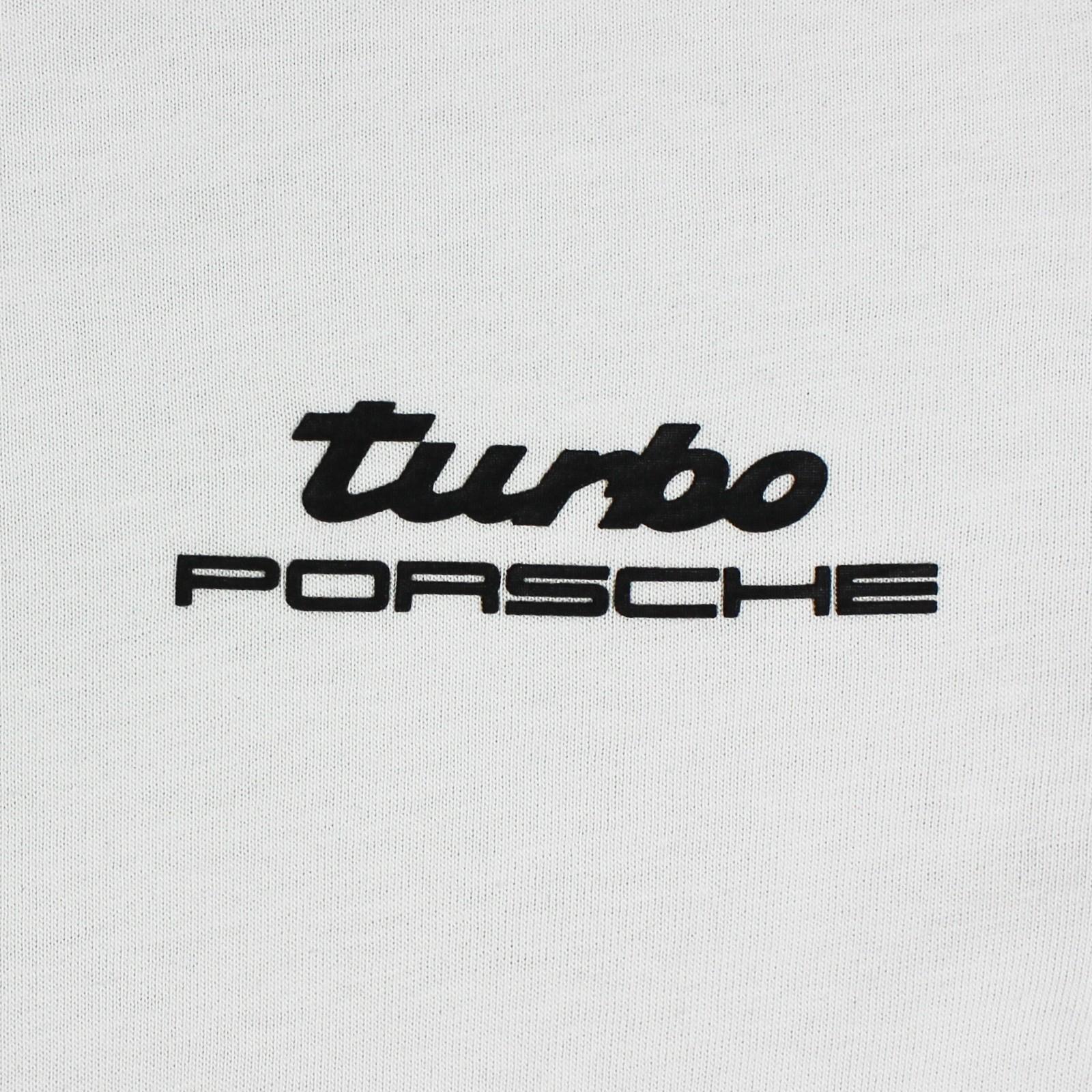 adidas originals hombre porsche 911 turbo dise u00f1o camiseta vintage blanco s