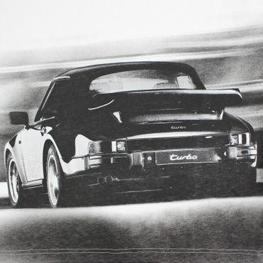 ADIDAS ORIGINALS Porsche 911 Turbo T-Shirt – Bild 4