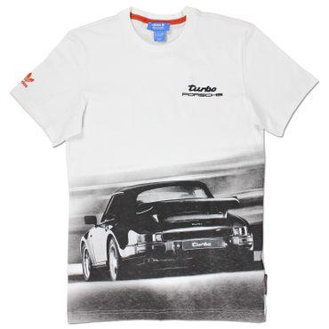 ADIDAS ORIGINALS Porsche 911 Turbo T-Shirt – Bild 1