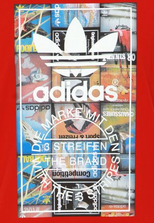 ADIDAS ORIGINALS Back to School Tee – Bild 2