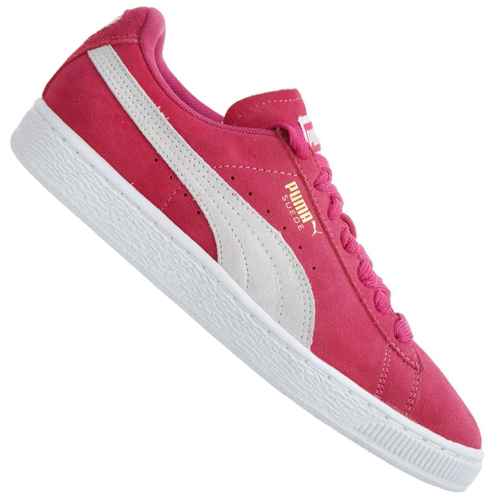 rodar Manifiesto Polvo  puma suede classic pink white - 58% remise - www.ak-hel.com