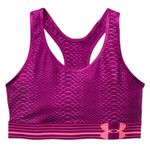 UNDER ARMOUR HEATGEAR ALPHA RACER TOP SPORT BH BRA UA MID KOMPRESSION LILA XS-XL 001