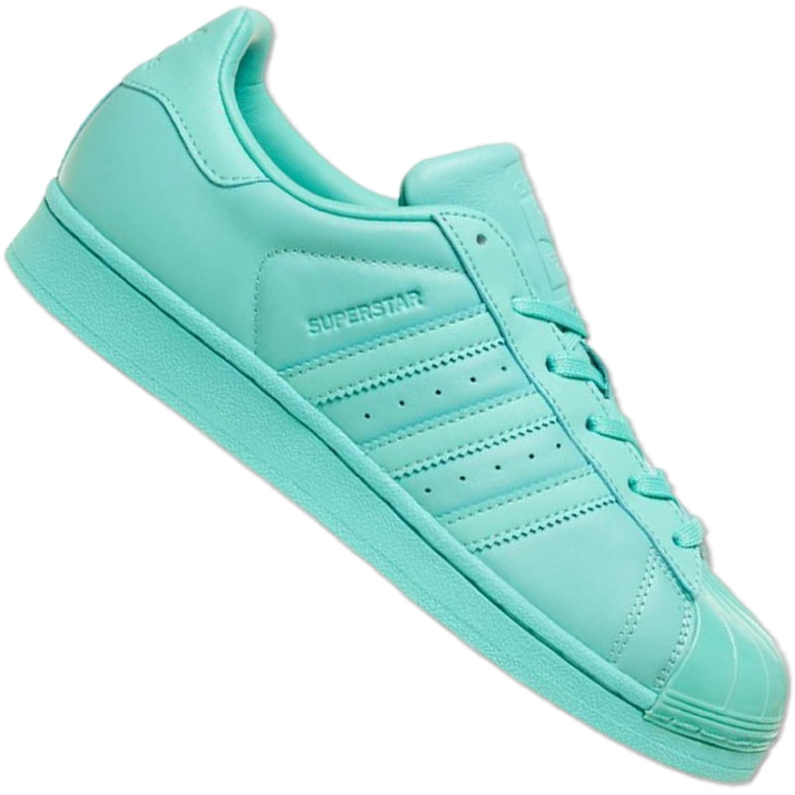 Schuhe Superstar Leder Adidas Damen Sneaker Sst Herren Turnschuhe Originals OXluwPkZTi