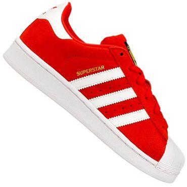 ADIDAS ORIGINALS Superstar  Kinder Sneaker – Bild 9