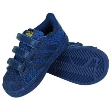 ADIDAS ORIGINALS Superstar  Kinder Sneaker – Bild 6