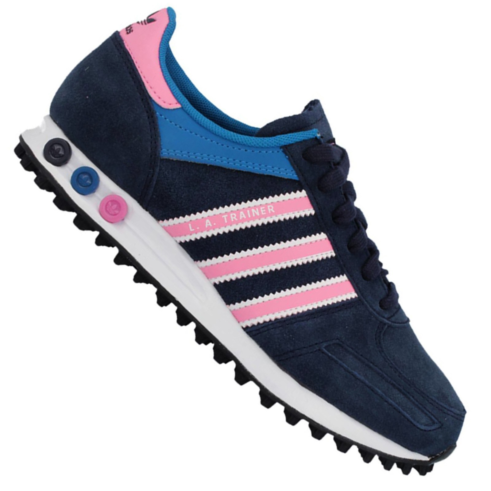Details about Adidas Originals La Trainer Womens Trainers Running Shoes  Casual Shoes Sneakers- show original title