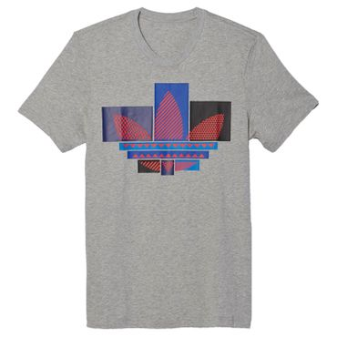 ADIDAS ORIGINALS Mix Trefoil Tee
