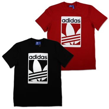 ADIDAS ORIGINALS Graphic Street TrefoilTee