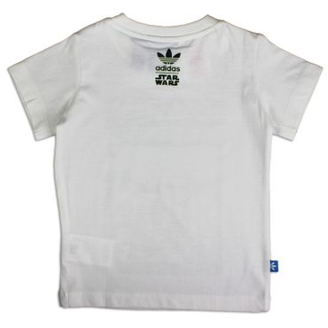 ADIDAS ORIGINALS Star Wars Yoda Kinder-T-Shirt – Bild 2