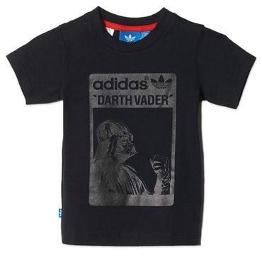 ADIDAS ORIGINALS Star Wars Darth Vader Kinder Shirt – Bild 1