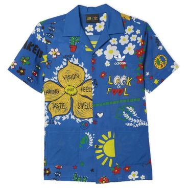 ADIDAS ORIGINALS X PHARRELL WILLIAMS Adicolor Doodle Shirt – Bild 1