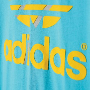 ADIDAS ORIGINALS Flock Tennis Trefoil Shirt – Bild 2