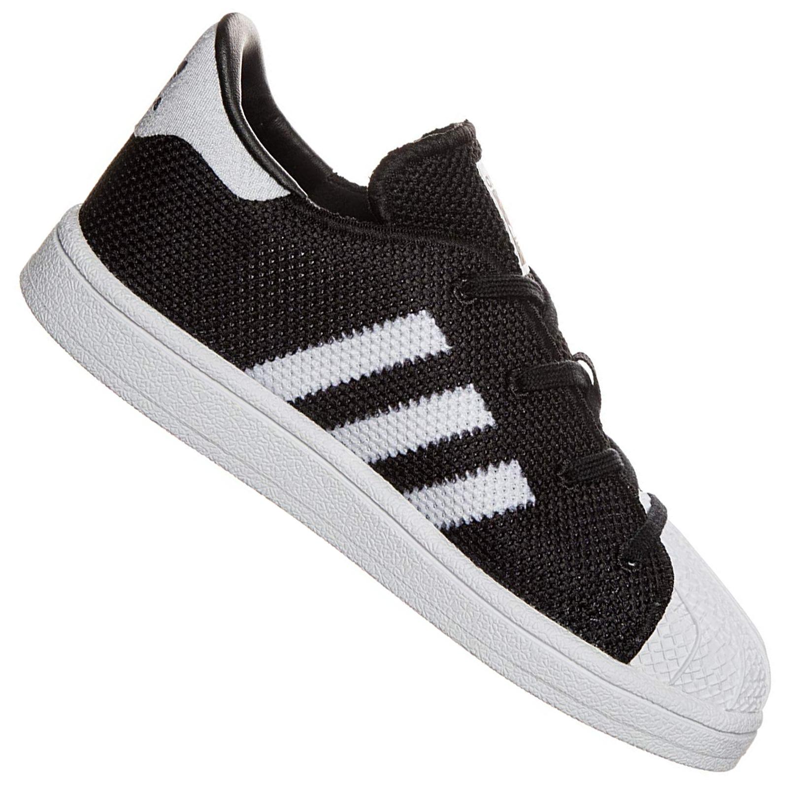 Zu Superstar I Weiß Details Originals Kleinkinder Schwarz Adidas Turnschuhe Baby Schuhe UqSGzpMV