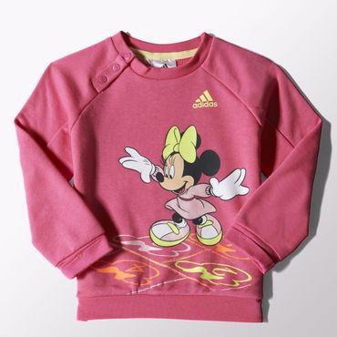 ADIDAS Kinder Disney Minnie Maus Trainingsanzug – Bild 3