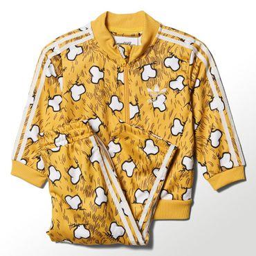 ADIDAS ORIGINALS oBYo JEREMY SCOTT Kinder Bones Track Suit – Bild 1