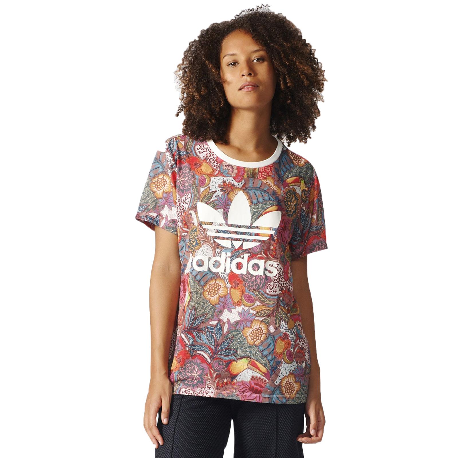 Farm Shirt Company Fugiprabali Femmes Détails Oversize Sur Original Tee T The Adidas X m8w0OvNn