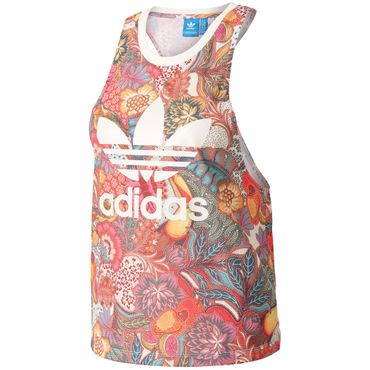 *+ADIDAS ORIGINALS X THE FARM Fugiprabali Tank Top – Bild 1