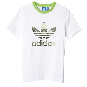 ADIDAS ORIGINALS Star Wars Yoda Kinder-T-Shirt – Bild 1