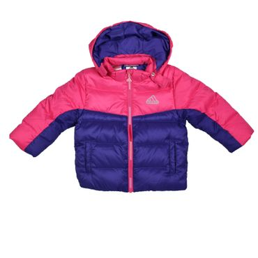 Winter Lined Thick about Performance Details Pink down Children Purple Jacket Adidas 08vwOmNn