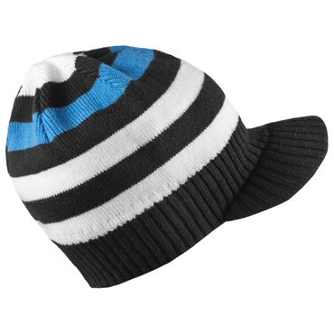 ADIDAS PERFORMANCE Striped Visor Beanie – Bild 2