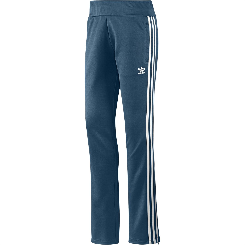 release date: the best attitude get new adidas Originals Europa TP Damen Trainingshose Sporthose Hose Track Pants  Blau