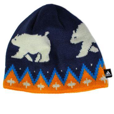 ADIDAS PERFORMANCE Eisbär Wintermütze – Bild 1
