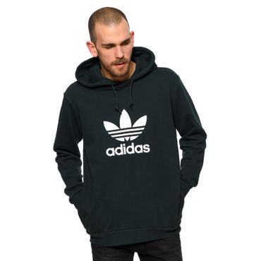 ADIDAS ORIGINALS Adi Trefoil Hoodie - green night – Bild 1