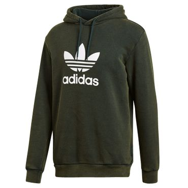 ADIDAS ORIGINALS Adi Trefoil Hoodie - green night – Bild 3