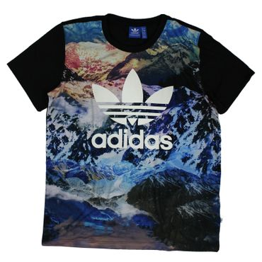 ADIDAS ORIGINALS Boyfriend Mountain Classic Tee – Bild 1