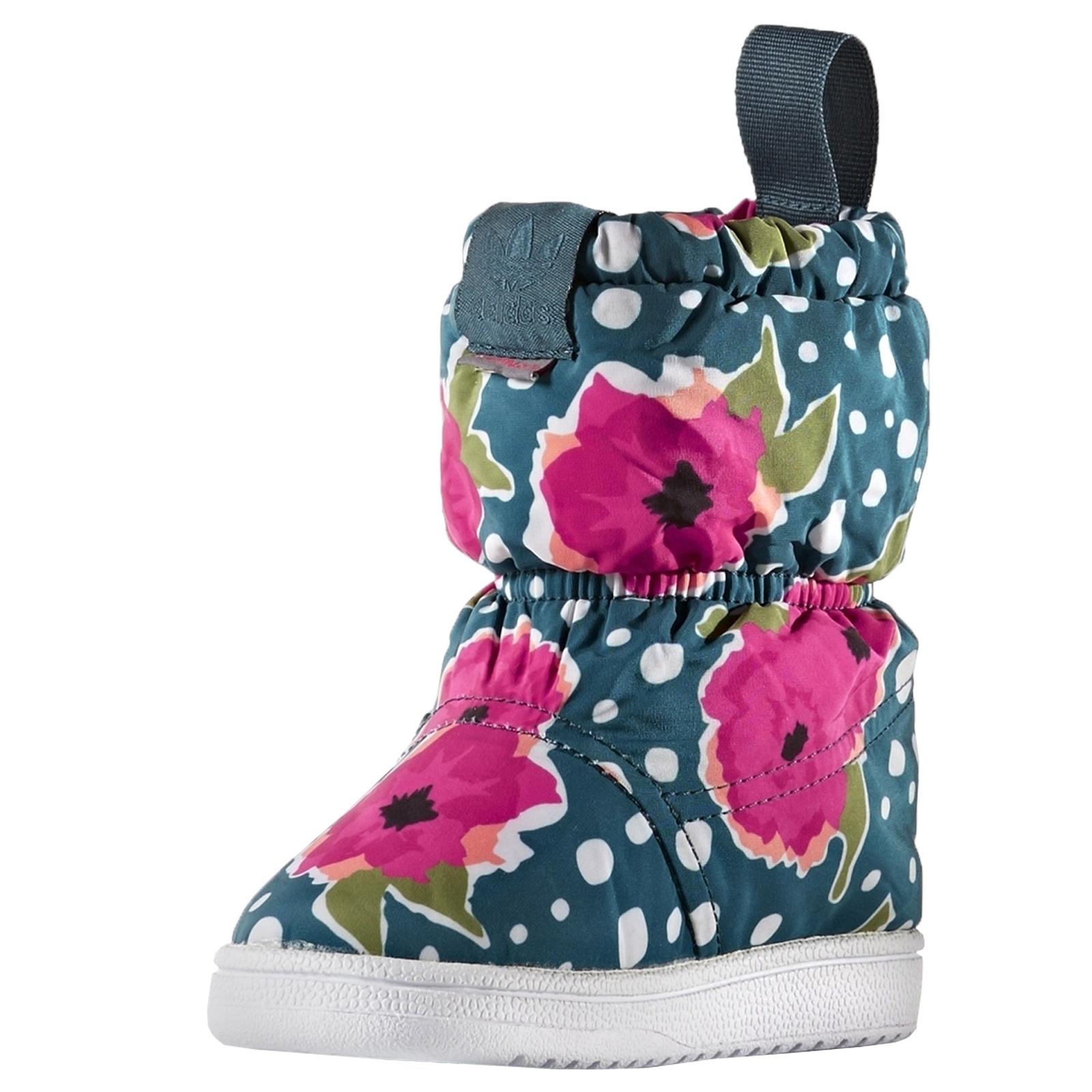 buy online 37f6d eb89e adidas Baby Winter Boot Kinder Schnee Stiefel Winterschuhe dick gefüttert  Blumen