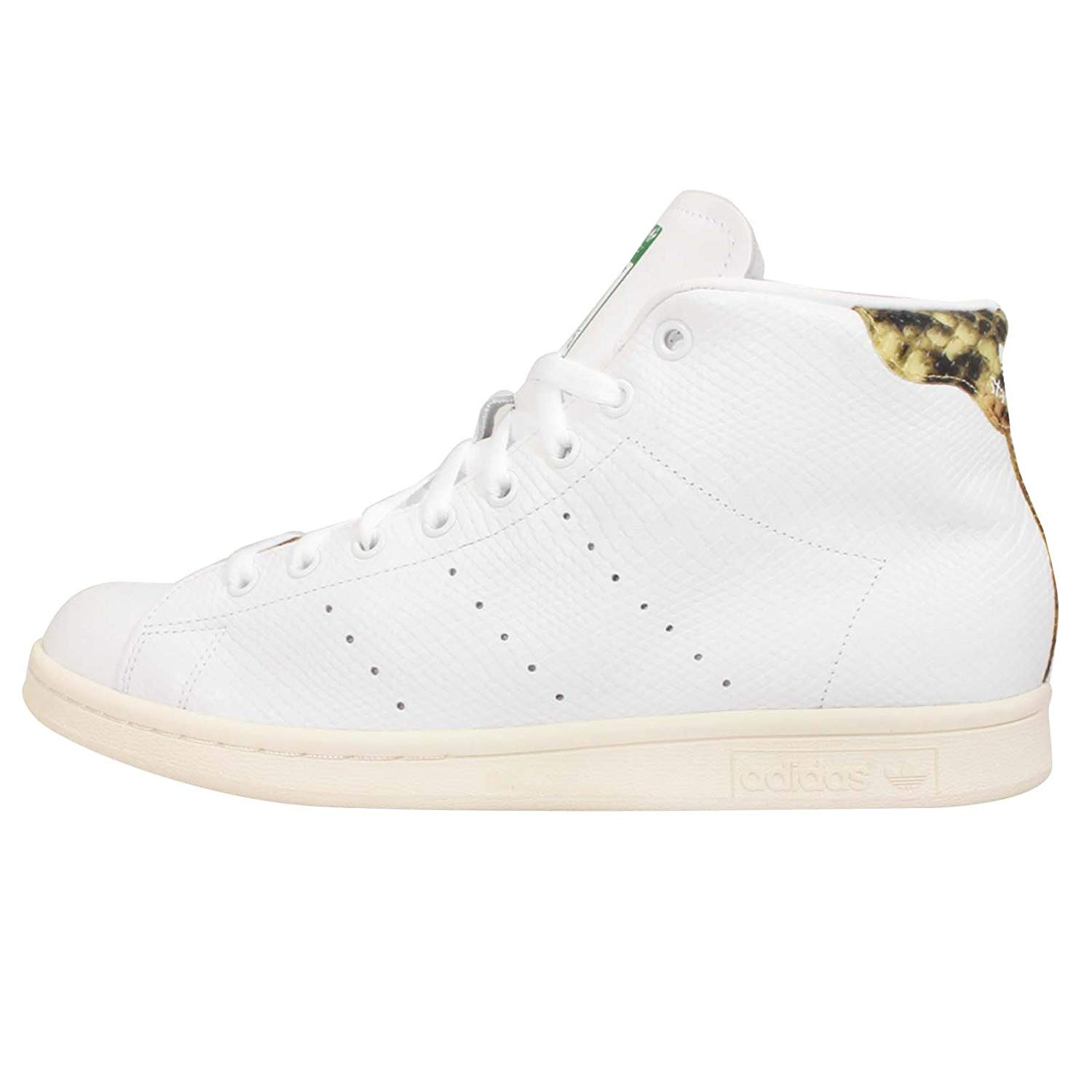 meilleures baskets b1d54 b96d3 Details about Adidas Originals Stan Smith mid Sneaker Special Edition Snake  S77451
