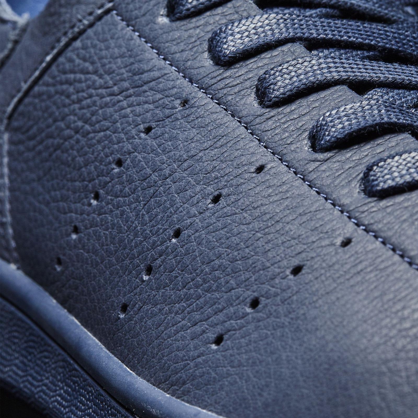 new products 786ca 92770 adidas Originals Stan Smith Clean Lea Sock Damen Sneaker Navy Dunkelblau  BZ0231
