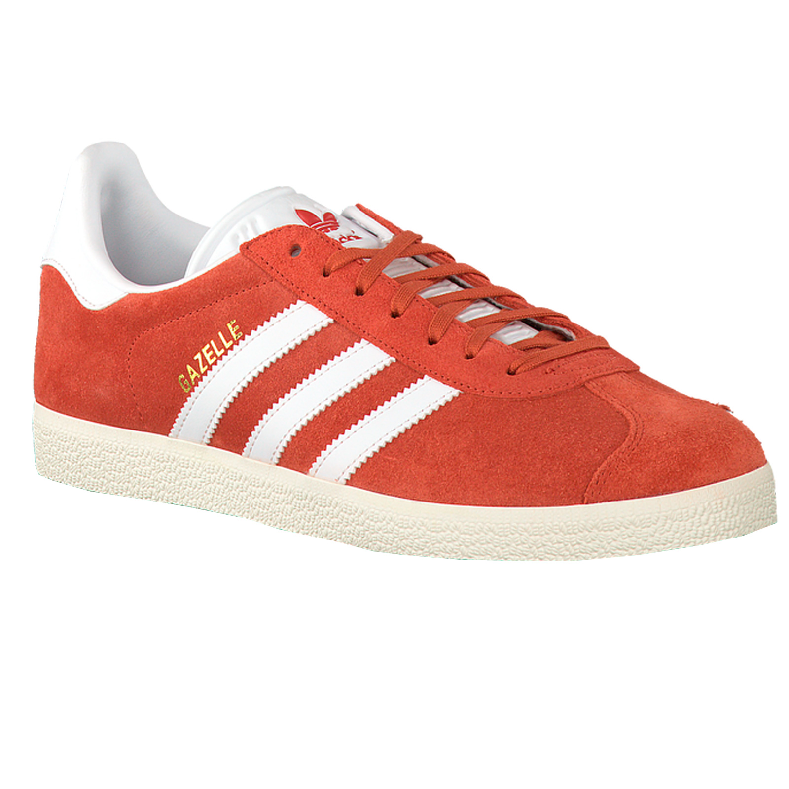 adidas Originals Gazelle Damen Sneaker Turnschuhe Future Harvest Orange Rot