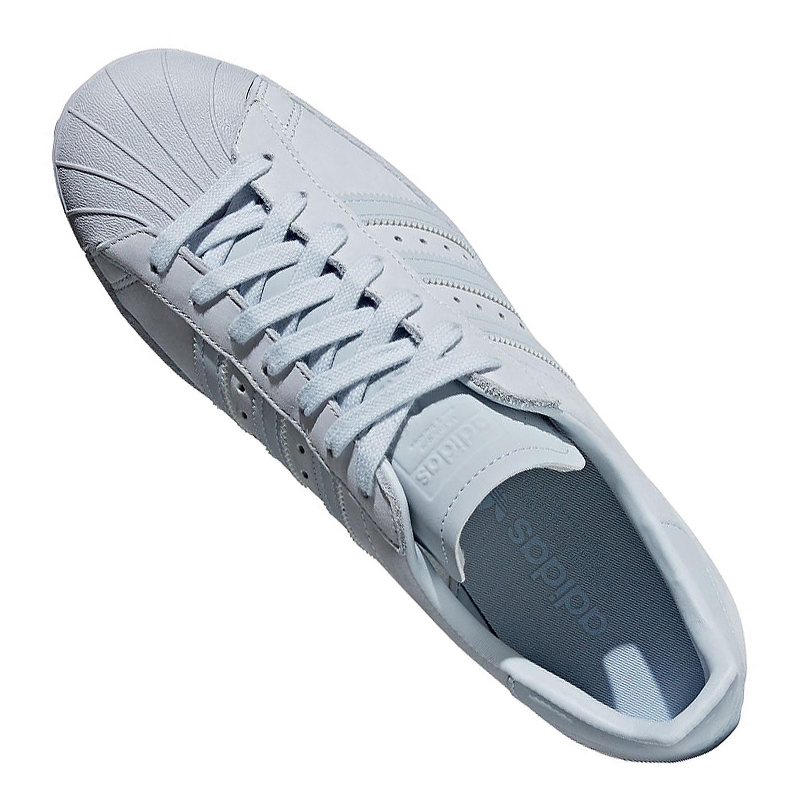 uk availability 09368 4aa24 adidas Originals Superstar 80s Sneaker Turnschuhe CQ2659 Aeroblue Hellblau