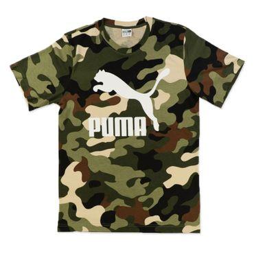 PUMA Camouflage Logo Tee – Bild 1