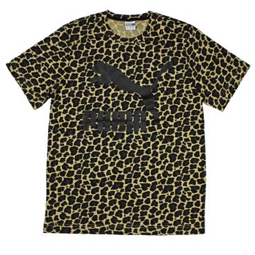 PUMA Leopard Logo Tee